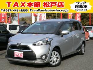 トヨタ シエンタ G 純正ナビ/衝突軽減ブレキ/バックカメラ/両側電動スライド