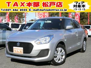 スズキ スイフト XG 走行1.4万KM/オーディオ/シートヒーター/マット