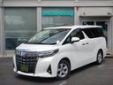トヨタ/アルファード 2.5X アルパイン11型メモリーナビTV ツインルーフ