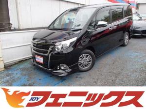 トヨタ エスクァイア Gi ブラックテーラード トヨタセーフティセンスTRDエアロ