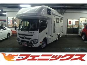 トヨタ カムロード クレソンボヤージュタイプXグランデ4WD現行FFヒーター