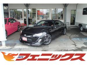 トヨタ 86 GTモデリスタエアロSDフルセグBカメ付ロッソモデロマフラー