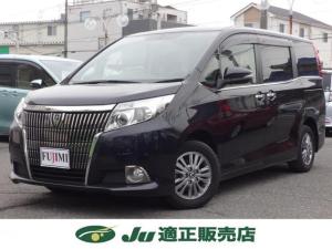 トヨタ エスクァイア Gi 10型ナビTV フリップダウンモニター 両側電動ドア