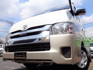 トヨタ ハイエースワゴン グランドキャビン5型セーフティ法人1オナ禁煙ナビTV電動ドア