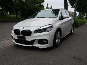 BMW 2シリーズ 218iアクティブツアラー Mスポーツ 1オナDアシストナビ