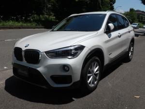 BMW X1 sDrive 18i 1オナDアシストHDDナビOPカラー