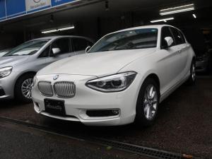 BMW 1シリーズ 116i スタイル PサポートPKG 半革 HDDナビ TV
