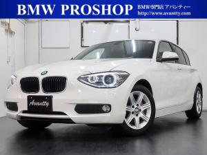 BMW 1シリーズ 116i 1オナ HDDナビ TV Bカメラ コンフォートA