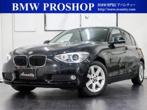 BMW 1シリーズ 116i HDDナビ キセノン ETC スモークフィルム