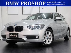 BMW 1シリーズ 116i HDDナビ PサポートPKG キセノン 8速AT