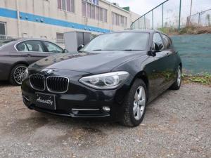 BMW 1シリーズ 116i スポーツ 純正HDDナビ バックカメラ キセノン ETC