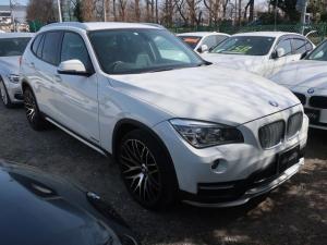 BMW X1 sDrive 20i xライン 社外地デジナビ バックカメラ ENERGY20インチアルミ