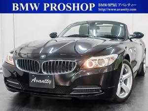BMW Z4 sDrive23iスタイルエッセンス 本革 HDDナビ ETC パドルシフト フルセグ