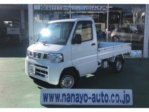日産 NT100クリッパートラック SD エアコン・パワステ・エアバック・走行距離65497km