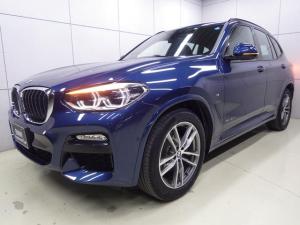 BMW X3 xDrive 20d Mスポーツ 正規認定中古車