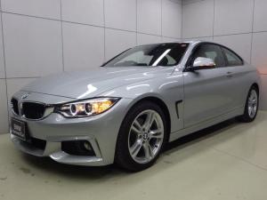 BMW 4シリーズ 420iクーペ Mスポーツ 正規認定中古車