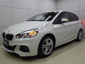 BMW 2シリーズ 218iアクティブツアラー Mスポーツ パーキングサポートP