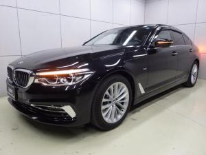 BMW 5シリーズ 530iラグジュアリー LHD ガラスサンルーフ 認定中古車