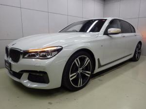 BMW 7シリーズ 740i Mスポーツ 正規認定中古車