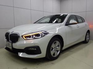 BMW 1シリーズ 118i プレイ ナビパッケージ 正規認定中古車