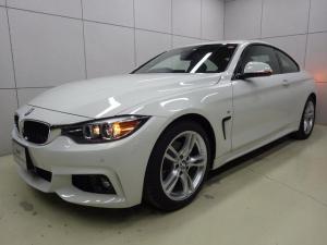 BMW 4シリーズ 420iクーペ Mスピリット 正規認定中古車