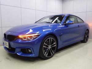 BMW 4シリーズ 420iクーペ Mスポーツ ファストトラックP 認定中古車