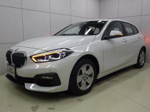 BMW 1シリーズ 118d プレイ ナビパッケージ 正規認定中古車