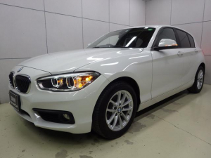 BMW 1シリーズ 118i プラスパッケージ ベーシックパッケージ 正規認定中古車
