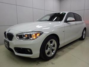 BMW 1シリーズ 118d スポーツ 正規認定中古車