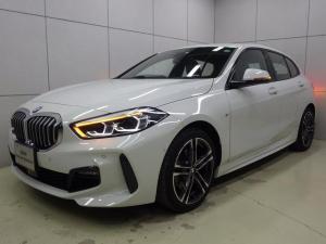 BMW 1シリーズ 118i Mスポーツ ナビパッケージ コンフォートパッケージ ストレージパッケージ 正規認定中古車