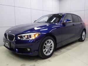 BMW 1シリーズ 118i プラスパッケージ パーキングサポートパッケージ 正規認定中古車