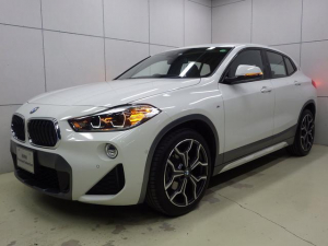 BMW X2 sDrive 18i MスポーツX アドバンスドセイフティパッケージ コンフォートパッケージ 正規認定中古車