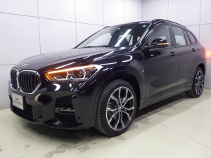 BMW X1 xDrive 18d Mスポーツ セイフティパッケージ コンフォートパッケージ アクティブクルーズコントロール 19インチアロイホイール 正規認定中古車