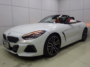 BMW Z4 sDrive20i Mスポーツ マグマレッドレザーシート アクティブクルーズコントロール 正規認定中古車