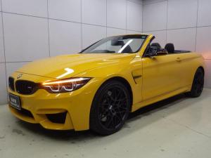 BMW M4 M4カブリオレ コンペティション 30ヤーレ 10台限定車 スペシャルカラー ヘッドアップディスプレイ レザーシート 20インチアロイホイール 正規認定中古車