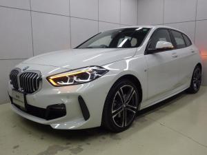 BMW 1シリーズ 118d Mスポーツ エディションジョイ+ ナビパッケージ コンフォートパッケージ アクティブクルーズコントロール 18インチアロイホイール 正規認定中古車