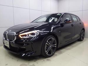 BMW 1シリーズ 118d Mスポーツ エディションジョイ+ ナビパッケージ コンフォートパッケージ アクティブクルーズコントロール 18インチアロイホイール オートマチックハイビーム 正規認定中古車