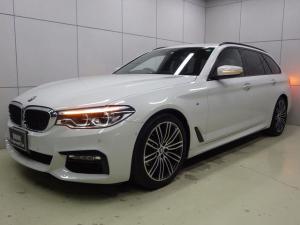 BMW 5シリーズ 523d Mスポーツ ハイラインパッケージ ハイラインパッケージ・ブラックレザー・シートヒーター・アクティブクルーズコントロール・コンフォートアクセス・レーンキープアシスト・Bluetoothオーディオ・バックカメラ・ハンズフリー