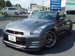 日産 GT-R ピュアエディション For TRACK PACK 禁煙車