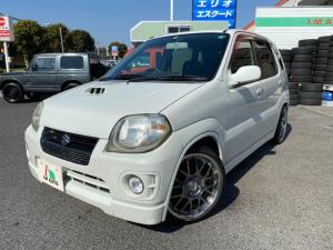 スズキ Keiスポーツ ベースグレード SSR16インチアルミ 車高調