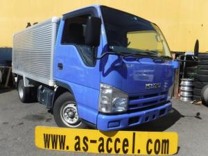 いすゞ エルフトラック ディーゼルターボ 最大積載量2000キロ キーレス