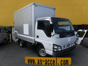 いすゞ エルフトラック ディーゼル パネルバン 最大積載量1450キロ