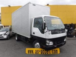 いすゞ エルフトラック パネルバン ディーゼル 最大積載量3000キロ