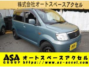 三菱 eKワゴン M 5ドア キーレス CD タイミングベルト交換済