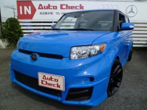 米国トヨタ サイオン xB RS8.0 限定車 新車並行 ACCエアサス TRDパーツ
