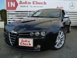 アルファロメオ アルファ159 3.2JTS Q4Qトロディスティンクティブ 正規D車