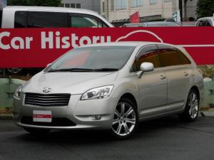 トヨタ マークXジオ 240G メモリーナビ TV バックカメラ 禁煙車