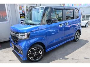 ホンダ N-BOXカスタム G・EXターボホンダセンシング 4WD 純正8インチナビTV