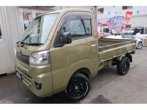 ダイハツ ハイゼットトラック エクストラSAIIIt3方開 4WD リフトアップカスタム車