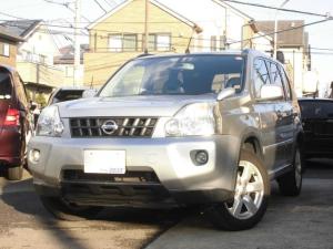 日産 エクストレイル 20Xtt 4WD ナビTV バックカメラ